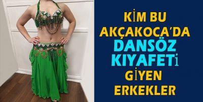 Kendisi Üzerinden Belediyeye Algı Operasyonu Yapanlara Dansöz Kıyafetini layık Gördü