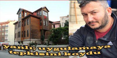 Akçakoca MHP İlçe Başkan Adayı Murat Yanmaz'da Olaya Sessiz Kalmadı