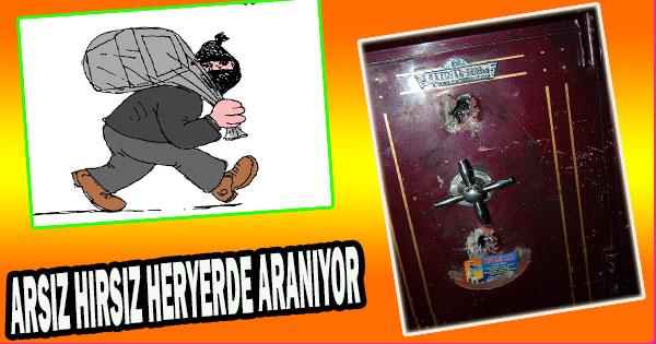 osmaniye mahallesinde eve giren hırsız 100 bin lira'yla kayıplara karıştı