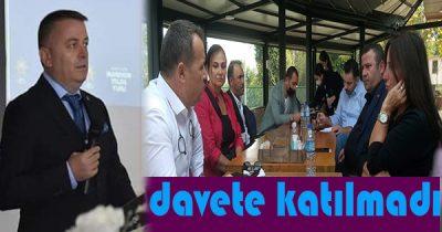 Kahvaltı da Gözler AKP İlçe Başkanını Aradı