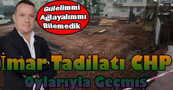 Okan Başkan CHP Lileri Ters Köşe Yapmış