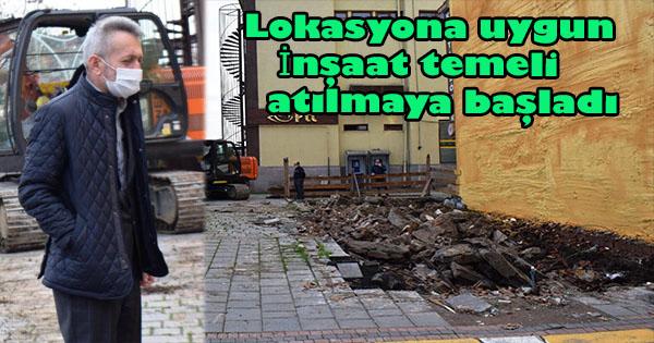 Arslan inşaat'tan bir yenilik daha