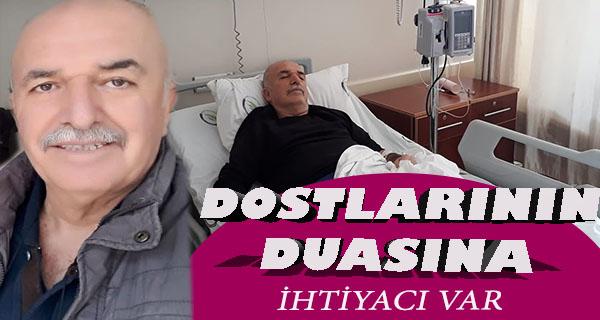 Güleç; Kalp Krizi teşhisiyle Hastaneye kaldırıldı