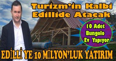Ankaralı İş Adamı Yatırımlarını Akçakoca'ya Kaydırıyor