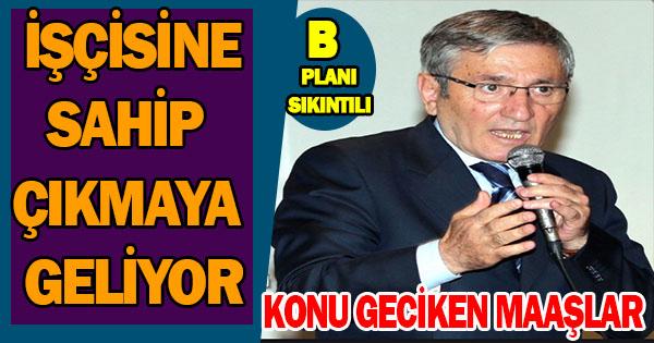 İşçi Sendikasının Genel Başkanı Akçakoca ya Geliyor