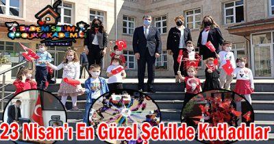 Erdem Selim Çocuk Akademisi Yine Farkını Ortaya Koydu