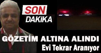köylü silah  atıldığı Yönünde ifade verince Jandarma evde arama yapıyor