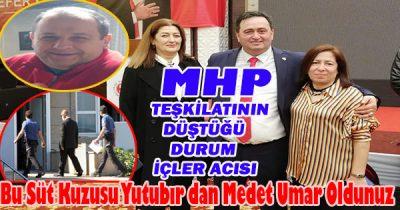 MHP TeşkilatI olarak Alenen Okan Başkana savaş açtılar