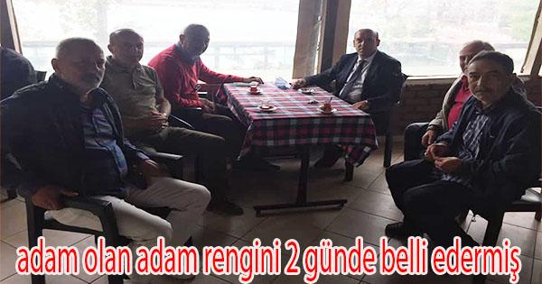 Akçakocada Eski Kaymakam Recep Yazıcıoğlu'nun  Ayak Sesleri Duyulmaya başlandı