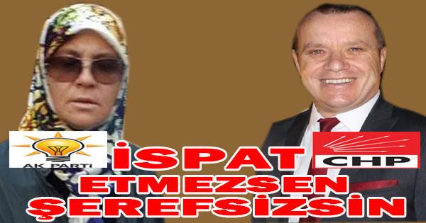 Yaptığı Muhalif siyaseti Bel Altına kadar indirdi Bu yakıştırmalara Abanoz'a Yönetimine Yakışmadı